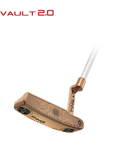 PING VAULT 2.0 DALE ANSER(カッパー)