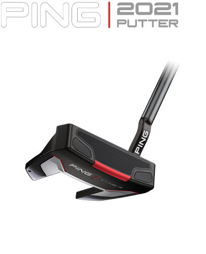 ピン 2021 パター TYNE 4