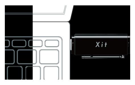 MacとWindowsに対応、挿すだけ簡単フルセグ視聴