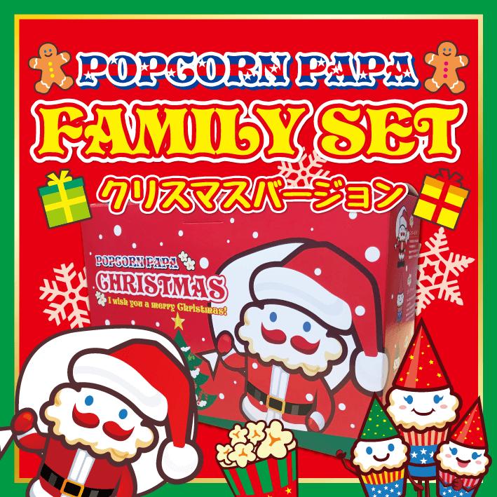 【パーティーやプレゼントに!【ファミリーセット