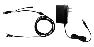 オプション 300cmケーブル+ACアダプター