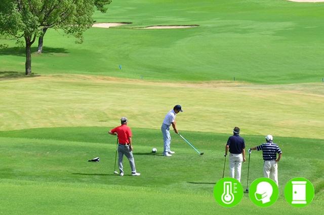 会員制ゴルフ場活用例