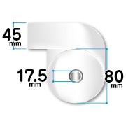45mm幅レジロール紙 サイズ