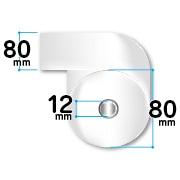 80mm幅レジロール紙 サイズ