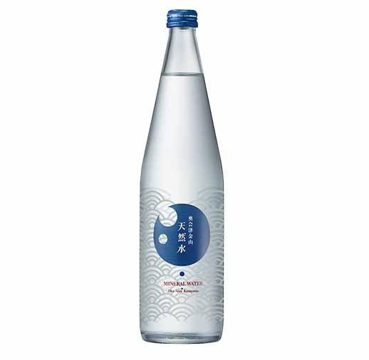 奥会津金山 天然水 720ml(青)