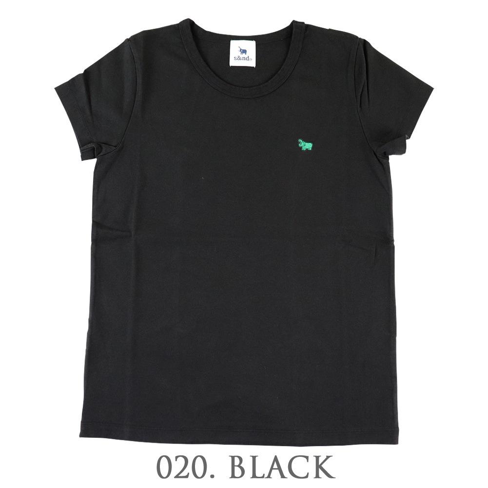 バッグ プリント Big ドット Tシャツ