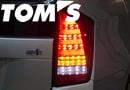 プリウス30系専用 LEDテールランプ(TOM`s)
