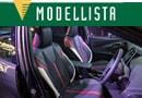 プリウス50系(後期)専用 スポーティーシートカバー モデリスタ