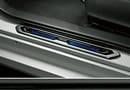 プリウス50系専用 LEDイルミネーション付きスカッフプレート モデリスタ