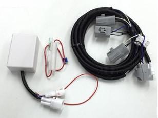 プリウス50系専用 LEDデイライトキット(光量UPタイプ)