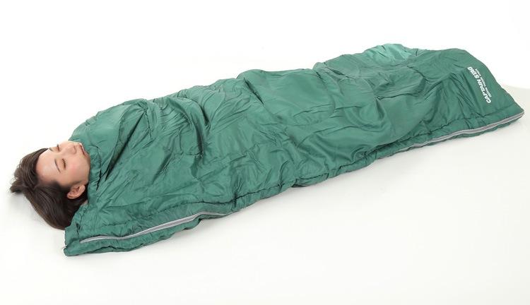 災害備蓄用寝袋