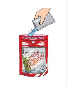 加熱袋調理方法