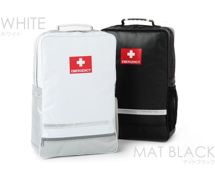 WHITE(ホワイト)/MAT BLACK(マットブラック)