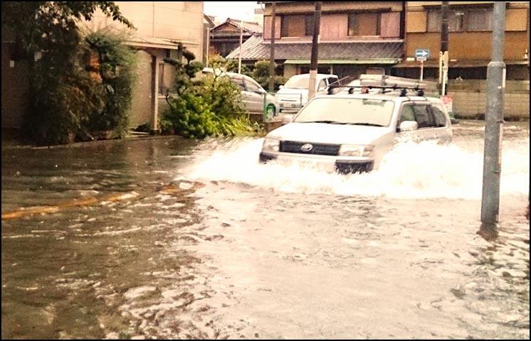 津波・洪水