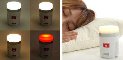 4色切替が可能な高輝度LEDライト
