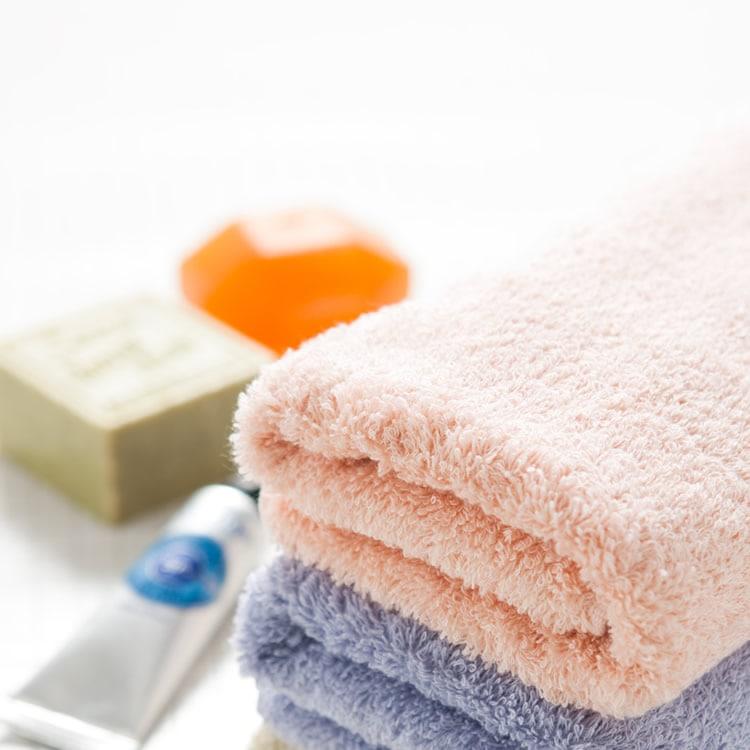ホテルタイプタオル洗面台のイメージ