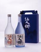 仙人郷純米酒