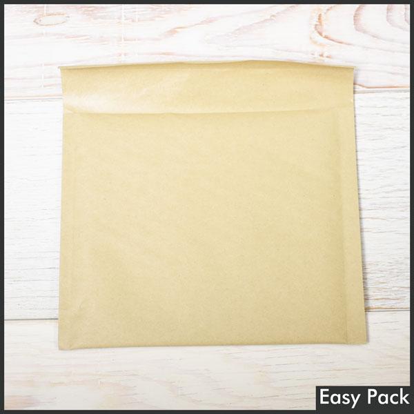 『訳あり品』 未晒しブラウン紙クッション封筒(※封かんテープがありません※)