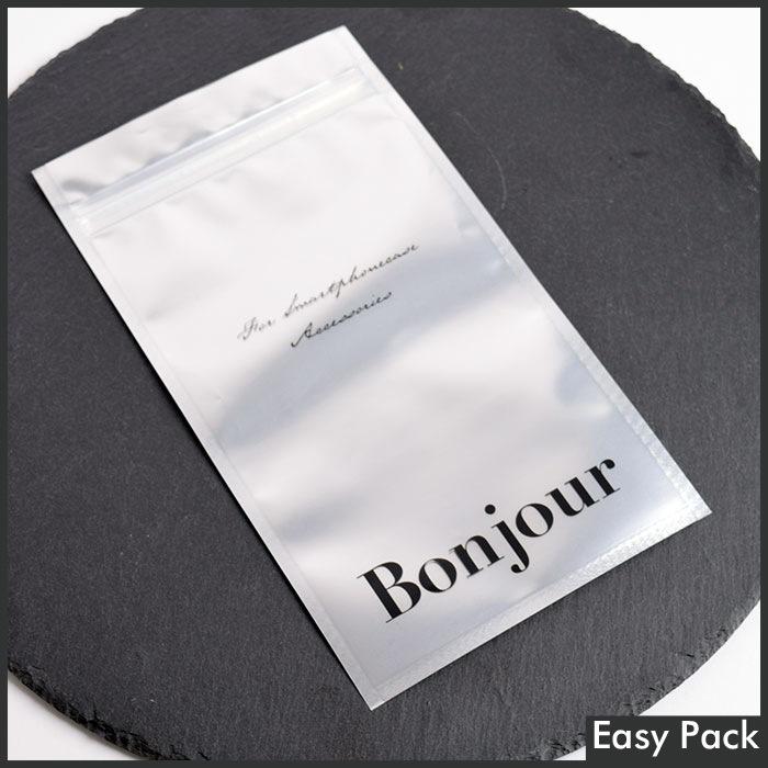 スマホケース袋(bonjour)小