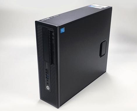 HP EliteDesk 800G1 SF(C8N26AV-BADH:Win10 MAR) 1