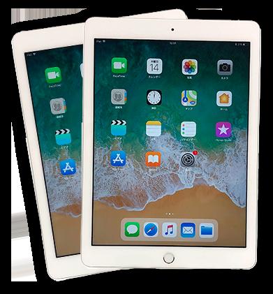 iPad Wi-Fi 32GB シルバー(17/03)