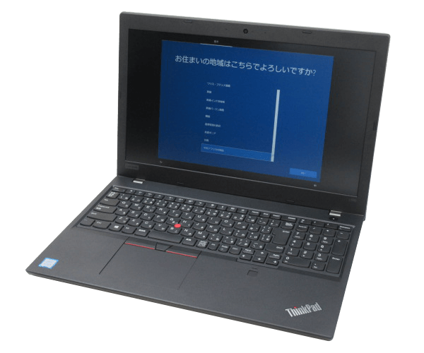 ThinkPad L580