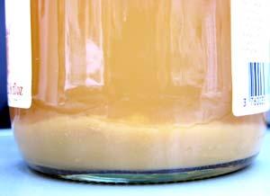 無添加リンゴジュース・ノンフィルター澱