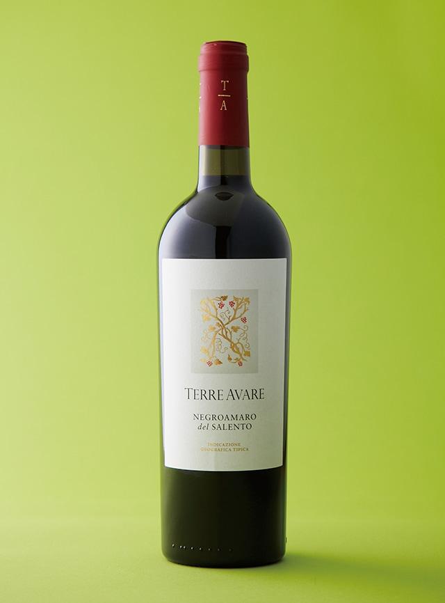プーリアの太陽ワイン!サレント・ロッソ [2014]