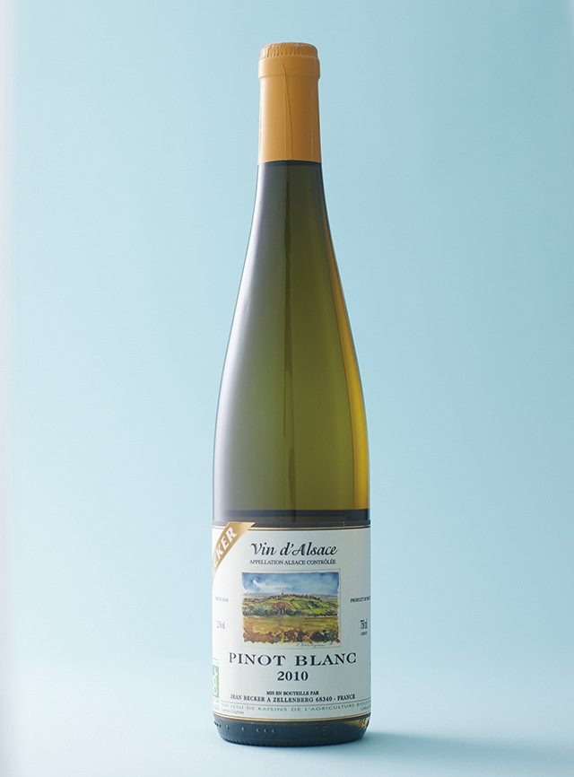 フランス政府認定   有機ワイン ピノ ブラン BIO 2012