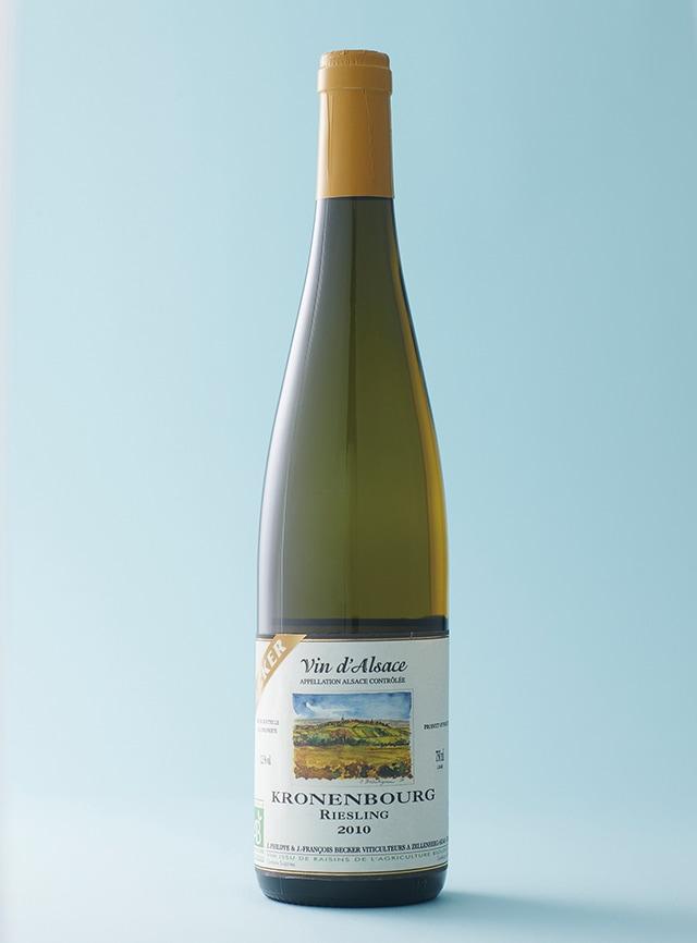 フランス政府認定 有機ワイン リースリング・クローネンブルグ BIO 2011