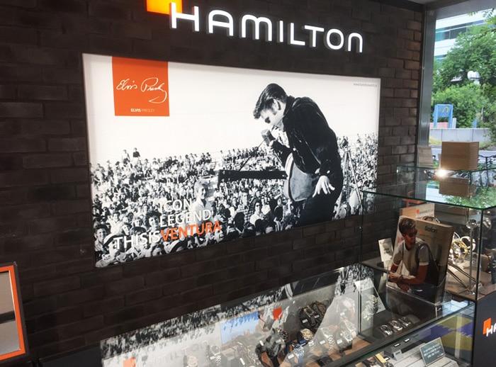 ハミルトン店舗画像