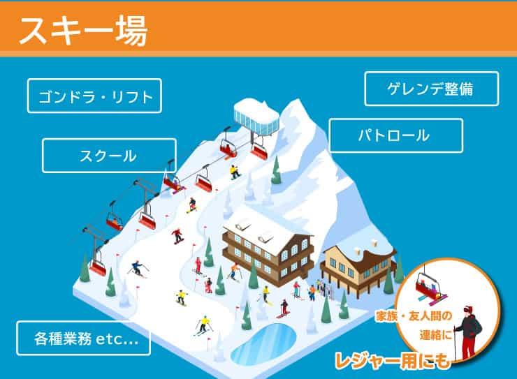 skiresort_スキー場