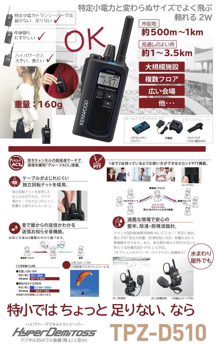 TPZ-D510-1