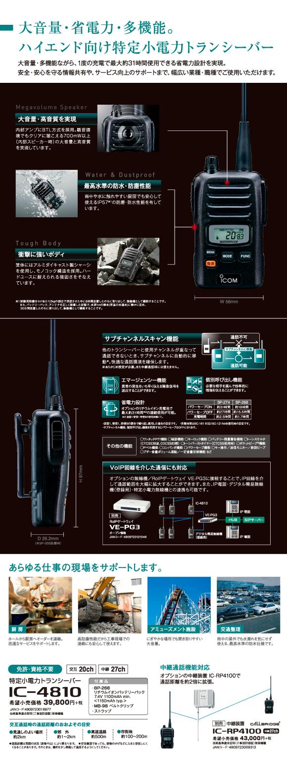 IC-4810
