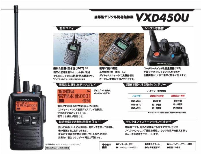 VXD450U-1