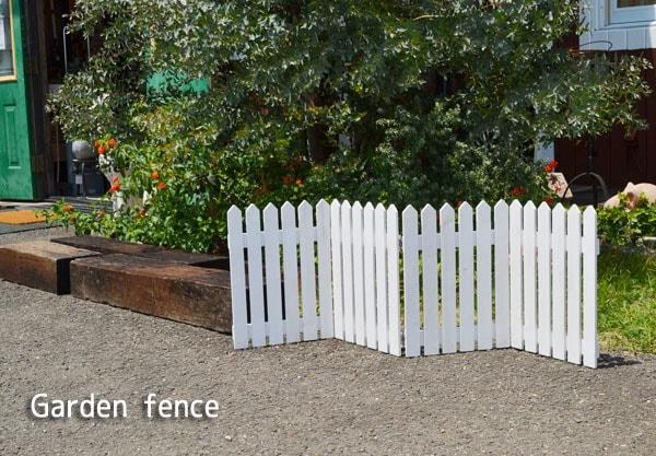 エクステリア・ガーデニング:ガーデンフェンス