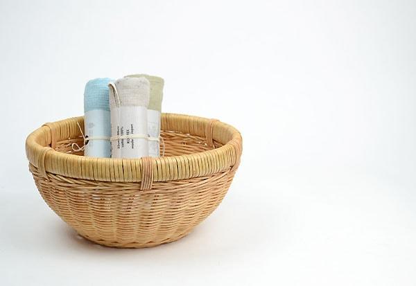【送料無料沖縄・北海道を除く】ラタン丸かごSサイズ
