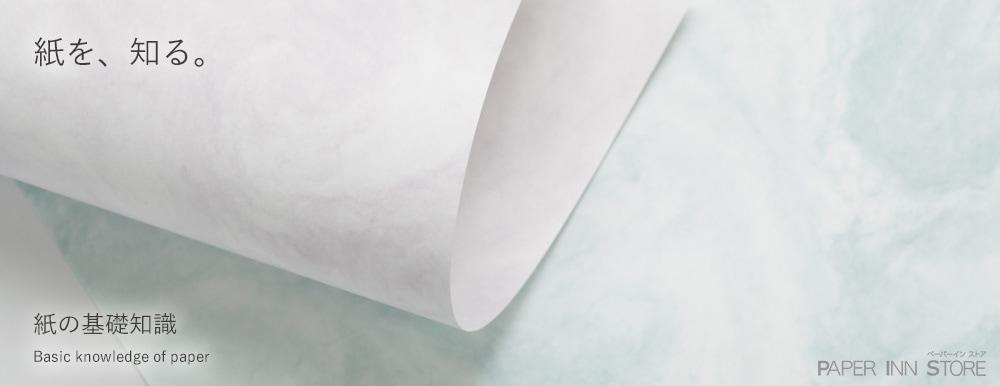 紙の基礎知識