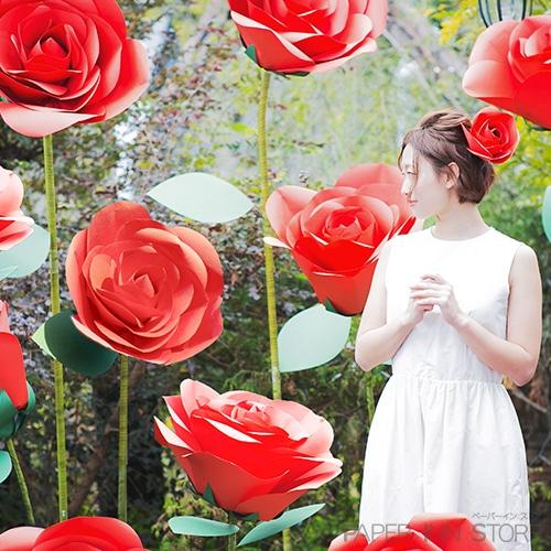 薔薇花 手持ちタイプ