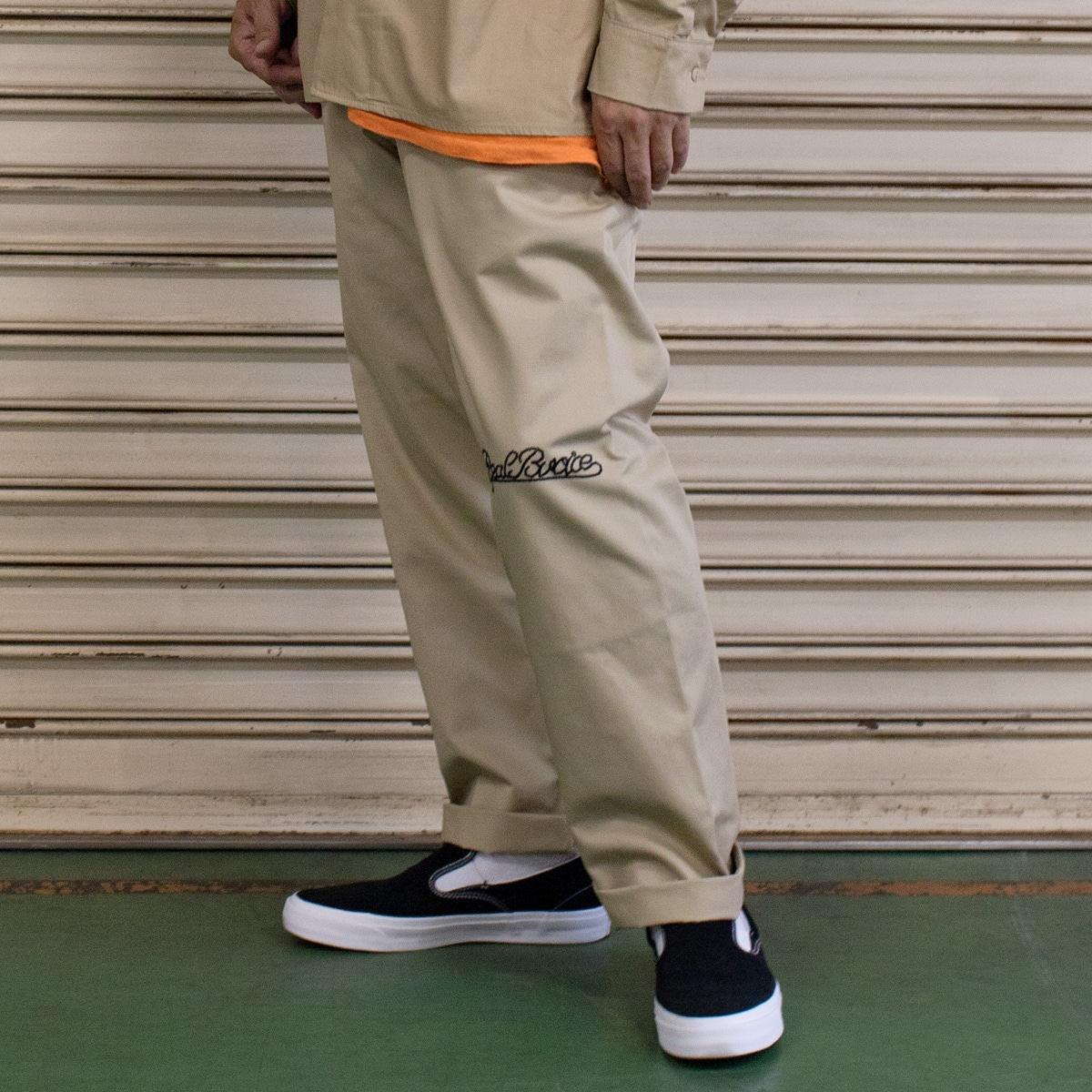 RBV WORKS COVERALL JACKET