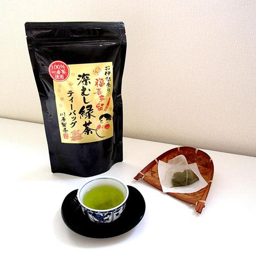 福喜多留 玄米茶り