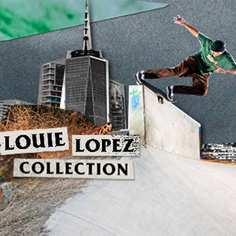 VOLCOM 2021 FALL LOUIE LOPEZ COLLECTION