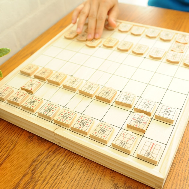 KUMON くもん NEWスタディ将棋  将棋 セット くもん 知育 初心者 子供用 誕生日 クリスマス プレゼント 木製