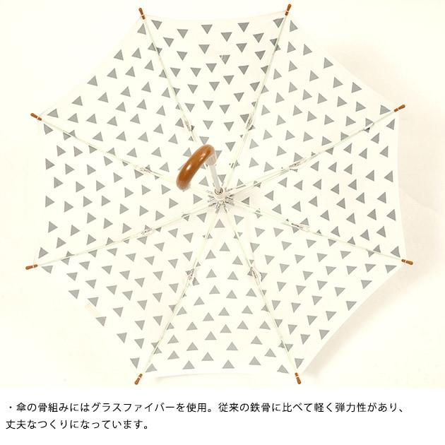chocolatesoup チョコレートスープ キッズアンブレラ 50cm  傘 子供用 キッズ 男の子 女の子 おしゃれ 50cm 日本製 モノトーン レイングッズ