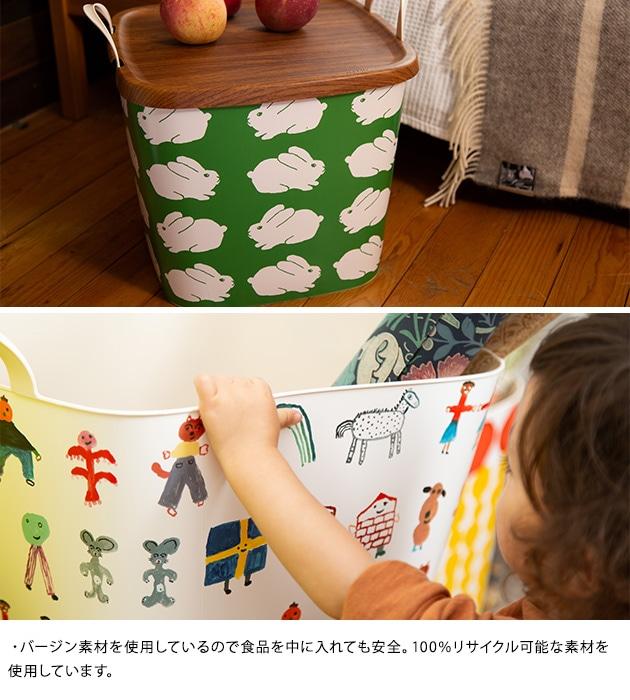 stacksto スタックストー BAQUET M MOGU TAKAHASHI  スタックストー バケット おもちゃ箱 おむつ 収納 おもちゃ収納 ボックス バケツ カゴ MOGU TAKAHASHI