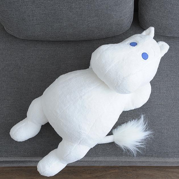 お昼寝ムーミン  ぬいぐるみ ムーミン 人形 かわいい 北欧 おもちゃ プレゼント ギフト クリスマス 誕生日