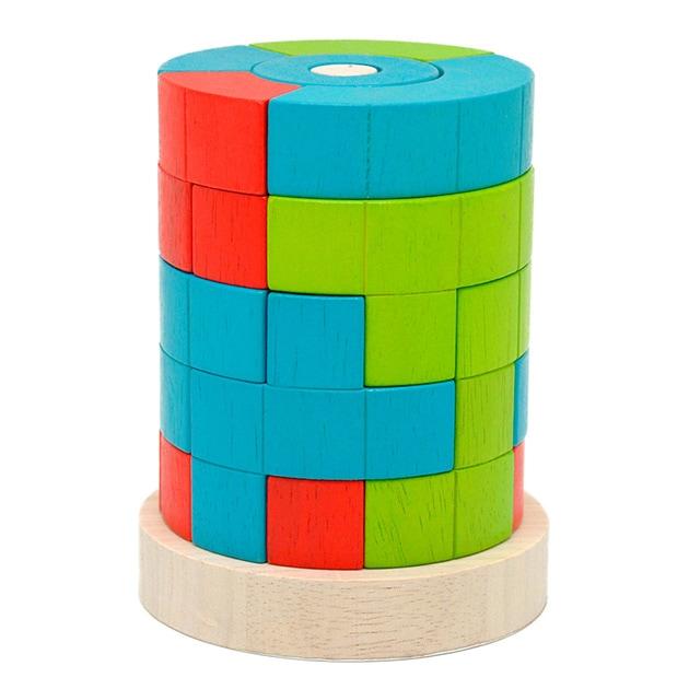 Great Circle Works (グレート・サークル・ワークス)  3Dパズル・ロジックタワー  プログラミング 脳トレ 知育 思考 おしゃれ ボードゲーム プレゼント こども 大人 頭脳