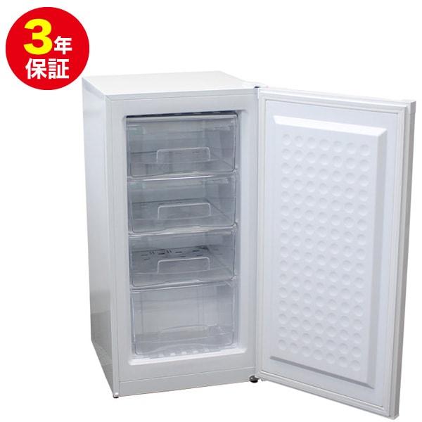 冷凍ストッカー (冷凍庫) 前開きタイプ 108リットル RRS-T108