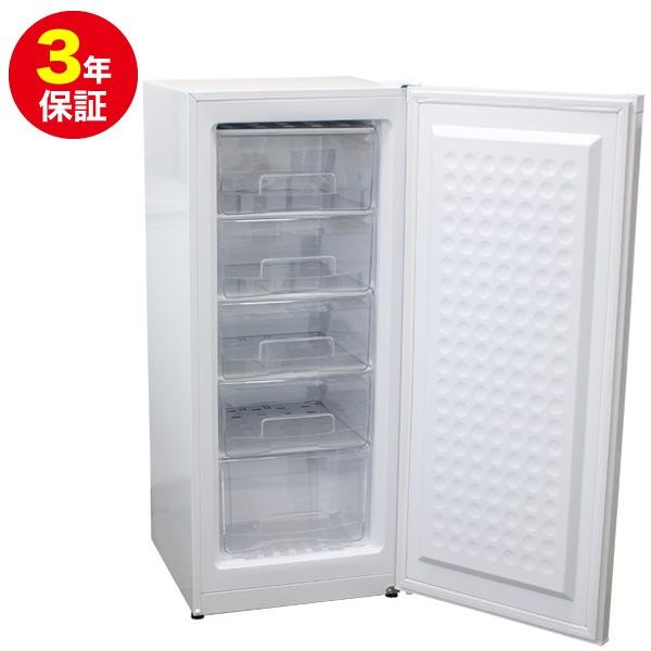 冷凍ストッカー (冷凍庫) 前開きタイプ 138リットル RRS-T138