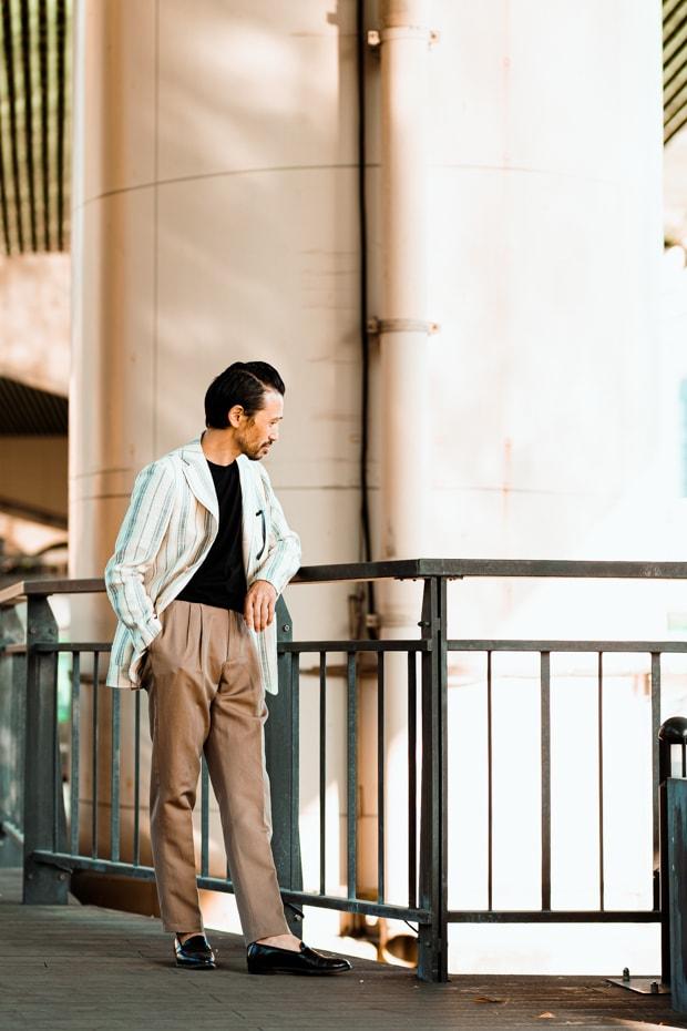 RINGJACKETコーディネイト紹介